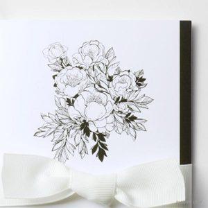 結婚式 招待状 Boutonniere イメージ
