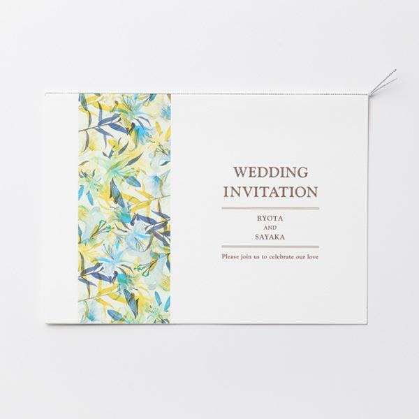 結婚式 招待状 Musee 1