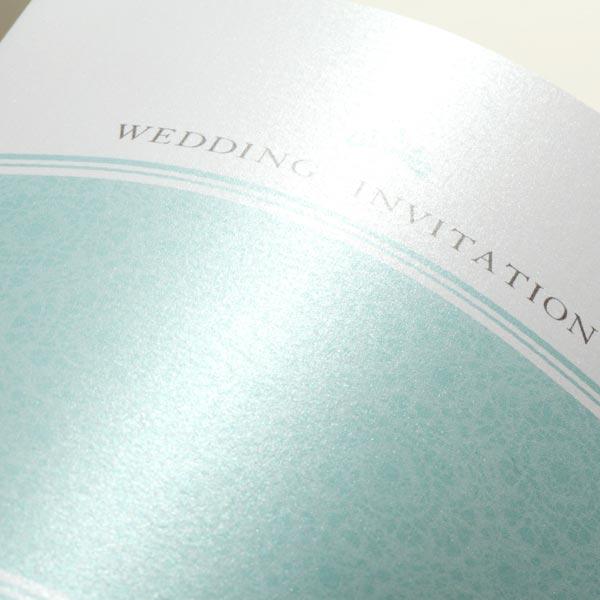 結婚式 招待状 Robins -crown- 4