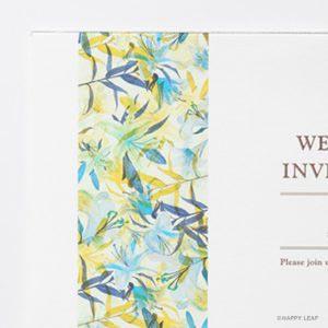 結婚式 招待状 Musee イメージ