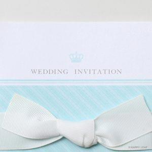 結婚式 招待状 Robins -crown- イメージ