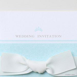 結婚式 招待状 Robins -tiara- イメージ
