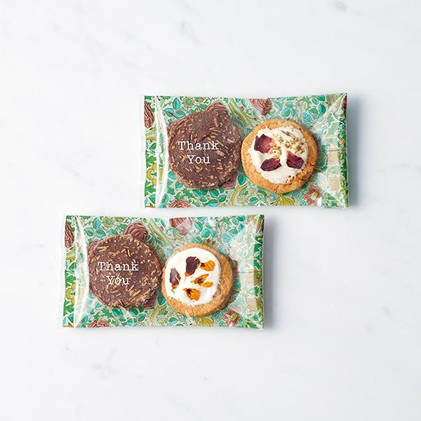 プチギフト お花のクッキー[タニクハンモック]</br>370円(税別)