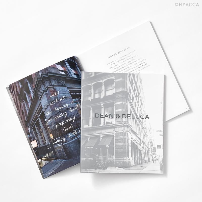 引き出物 カタログギフト/ブックタイプ/チャコール[ディーン&デルーカ]</br>3,800円(税別)