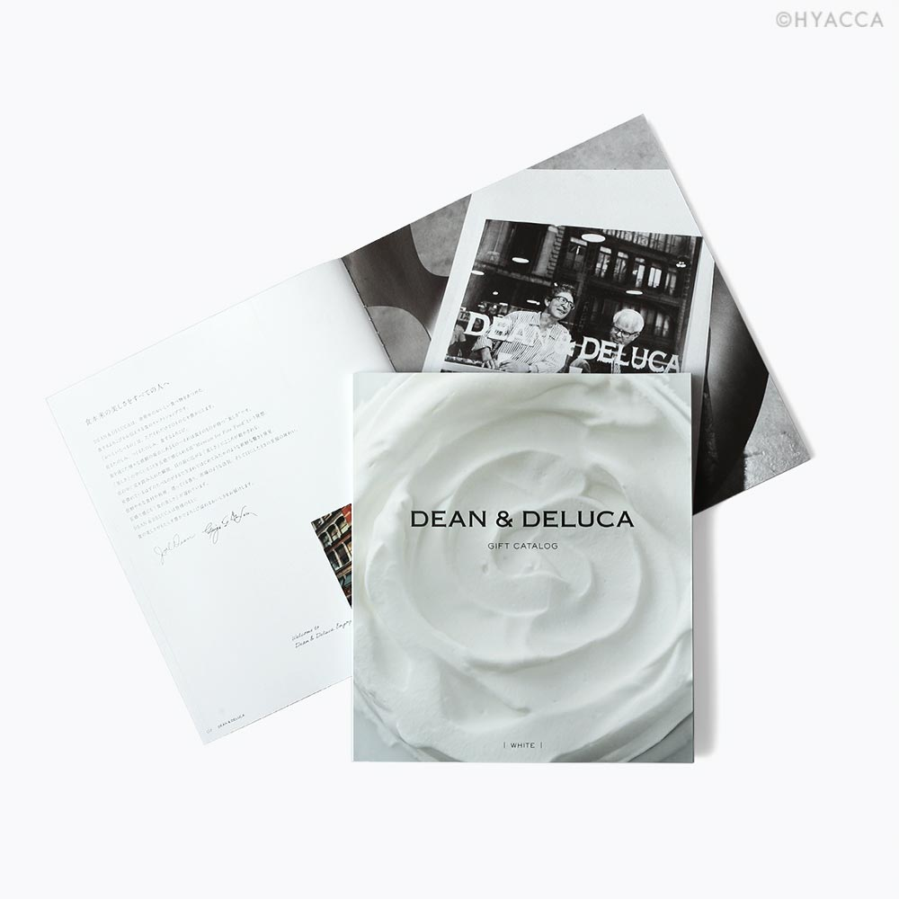 引き出物 カタログギフト/ブックタイプ 全3種類[ディーン&デルーカ]</br>3,800円~ (税別)