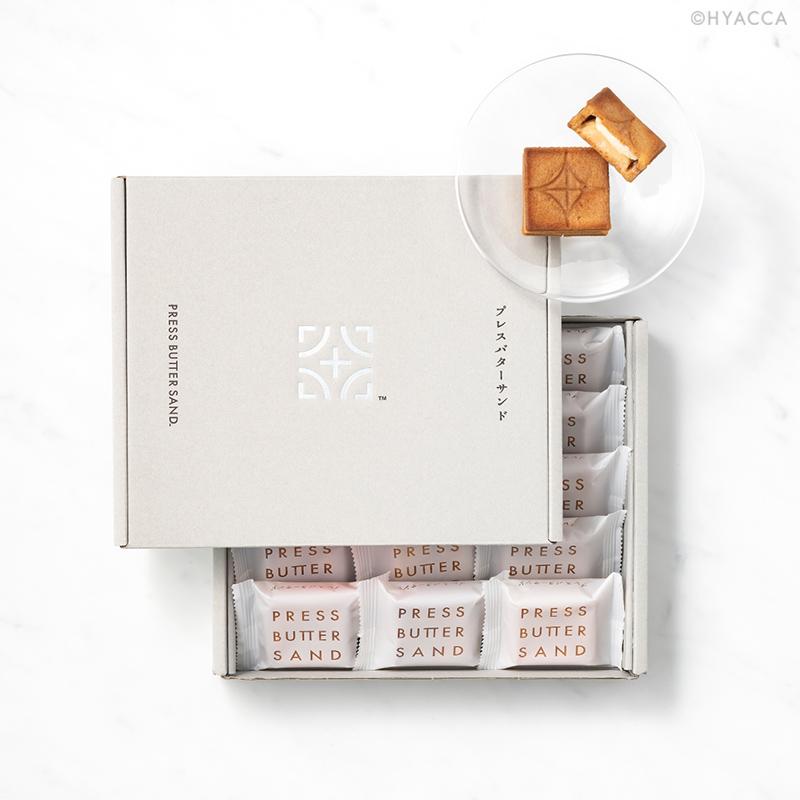 内祝い バターサンド 15個入[プレスバターサンド]<br>2,639円(税別)