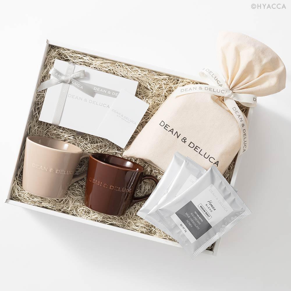 内祝い DEAN & DELUCA CAFE BOX / 3種選択[ディーン&デルーカ]</br>9,350円(税込)