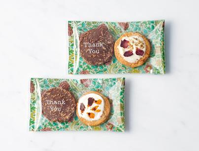 プチギフト お花のクッキー</br>[タニクハンモック]</br>370円(税別)