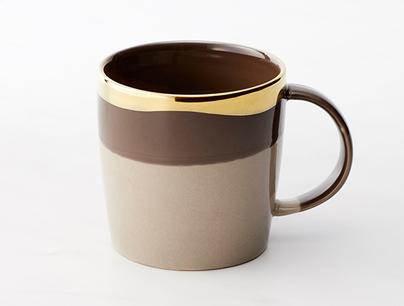 引き出物 ORGANIC COLORBLOCK マグカップ</br>[ロザンナ]</br>2,600円(税別)