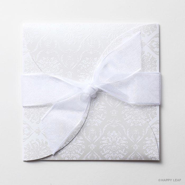 結婚式 招待状 Veil 2