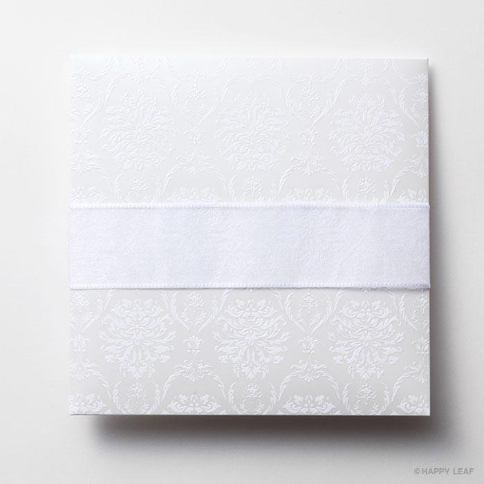 結婚式 招待状 Veil 4