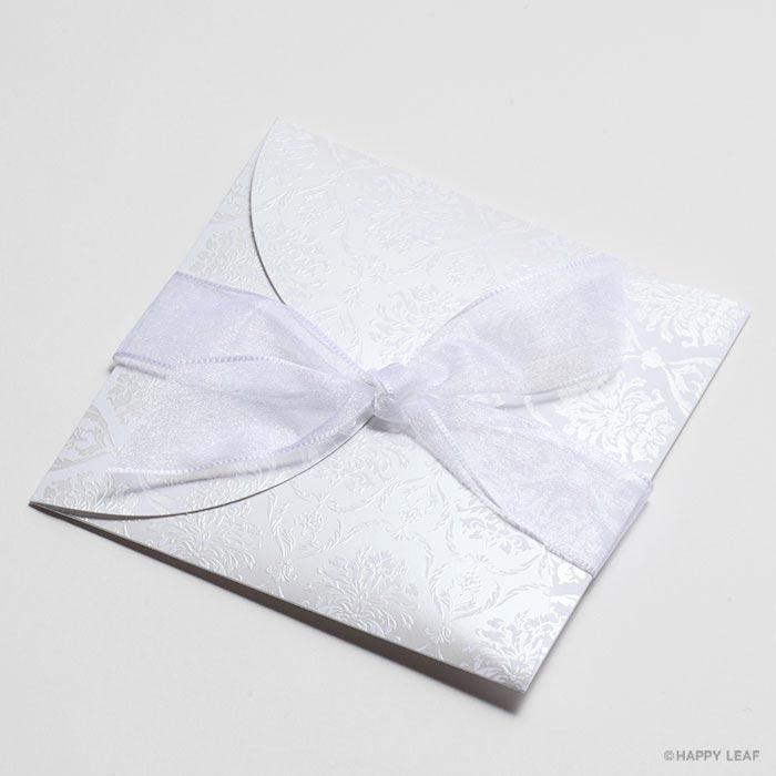 結婚式 招待状 Veil 5