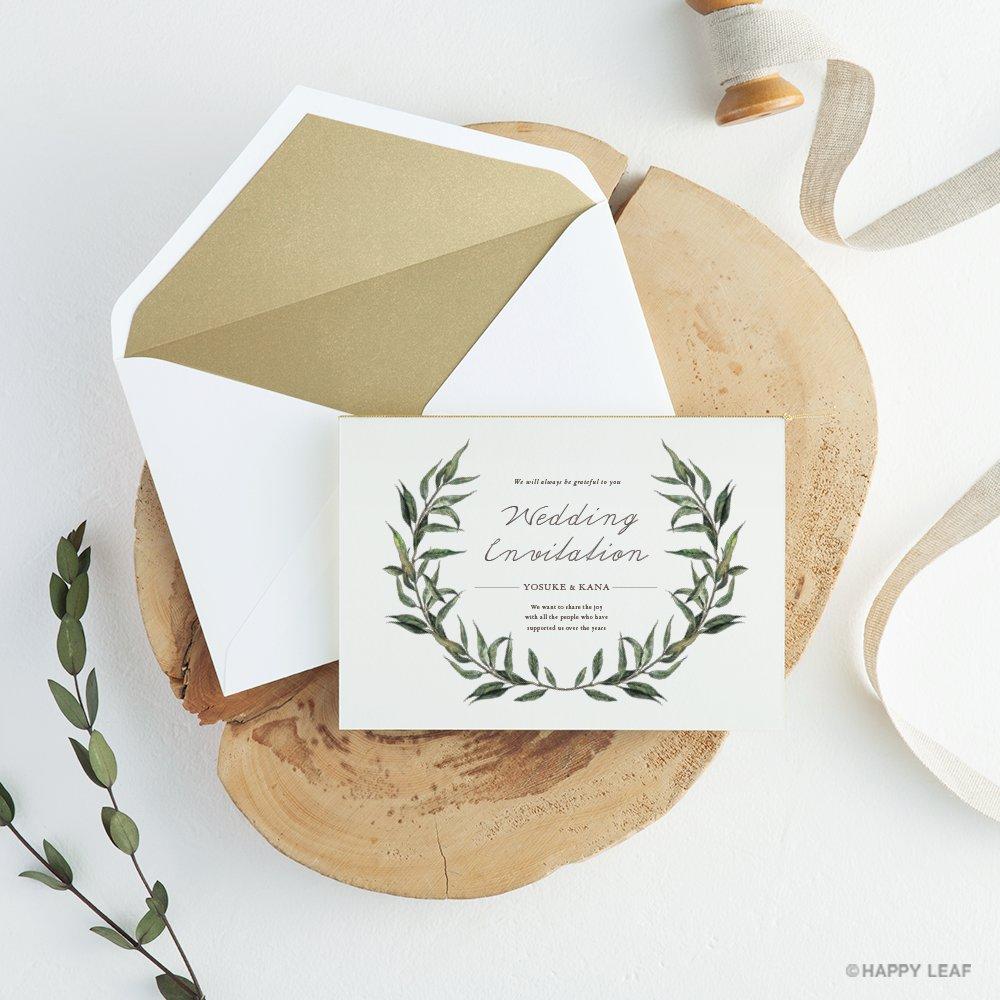 結婚式 招待状 erba 11