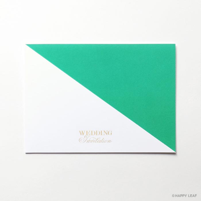 結婚式 招待状 Gladiolus 6