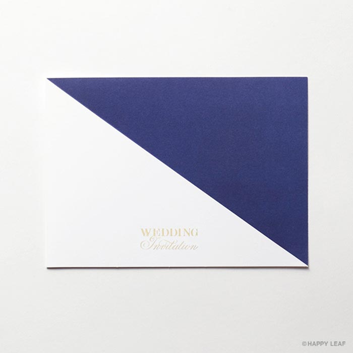 結婚式 招待状 Gladiolus 5