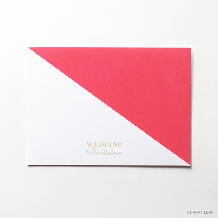 結婚式 招待状 Gladiolus 7