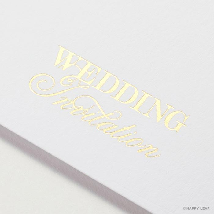 結婚式 招待状 Gladiolus 12