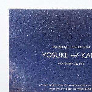結婚式 招待状 etoile イメージ
