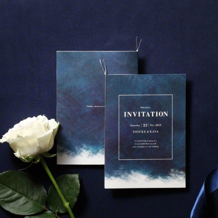結婚式 招待状 Abyss 1