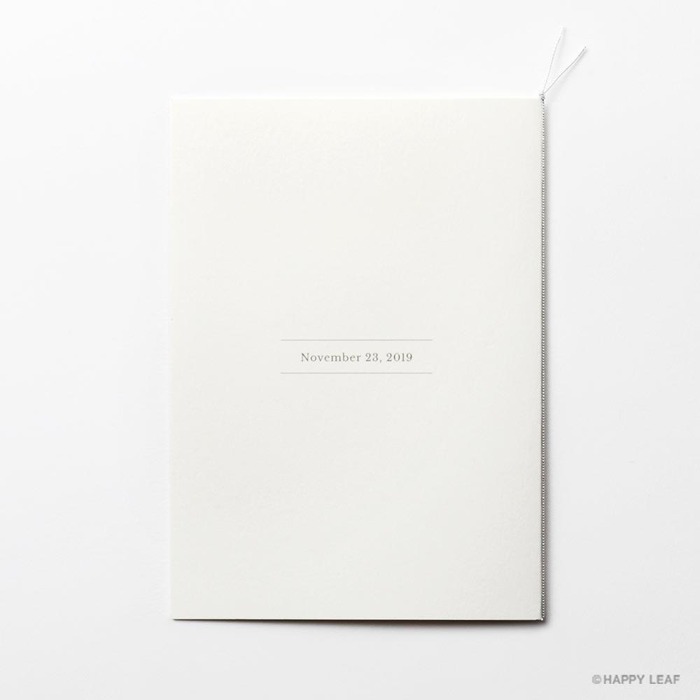 結婚式 招待状 espoir 3