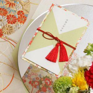 結婚式 招待状 和華 イメージ
