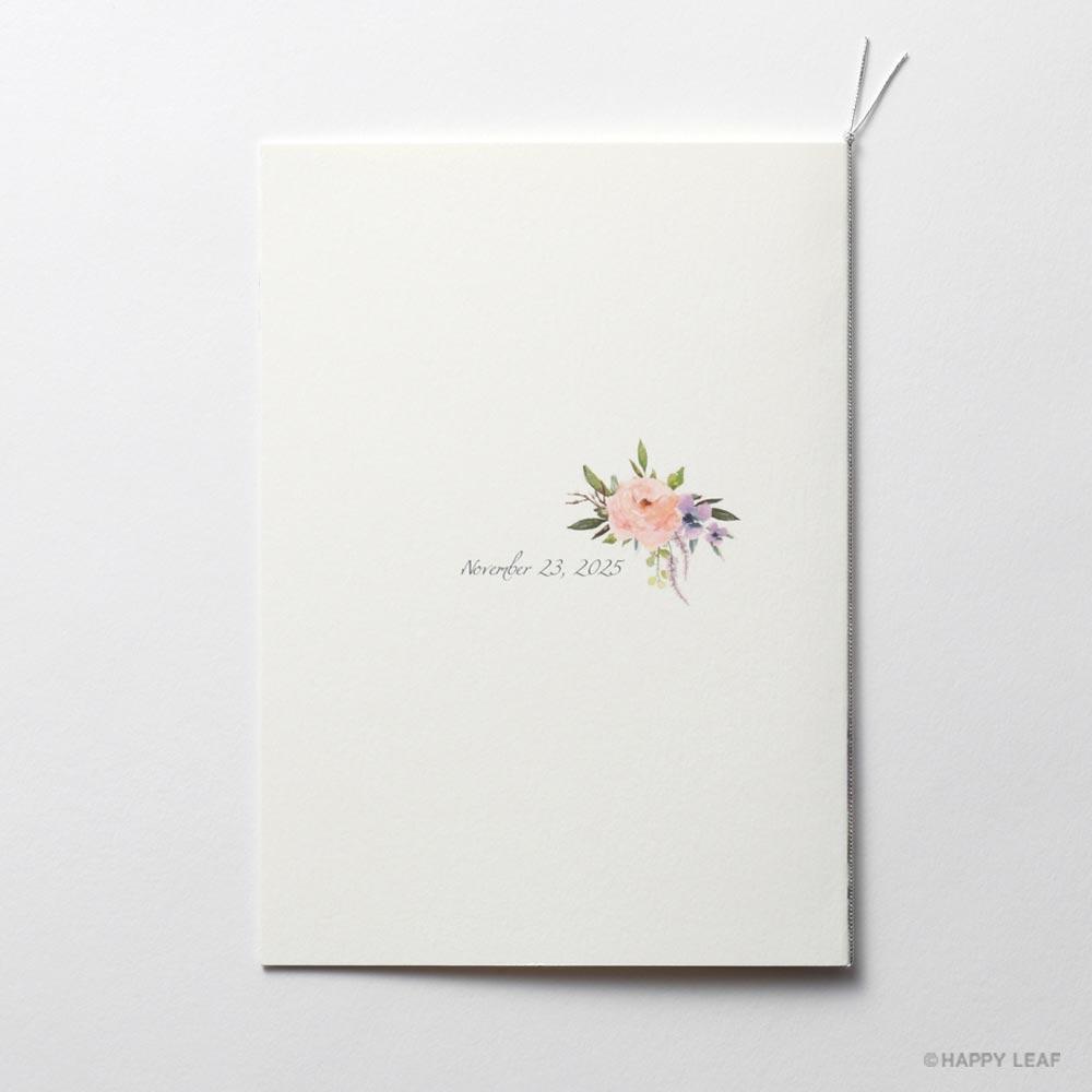 結婚式 招待状 caro 4