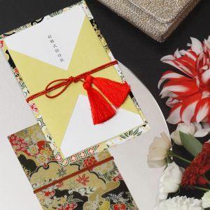 結婚式 招待状 富花 イメージ