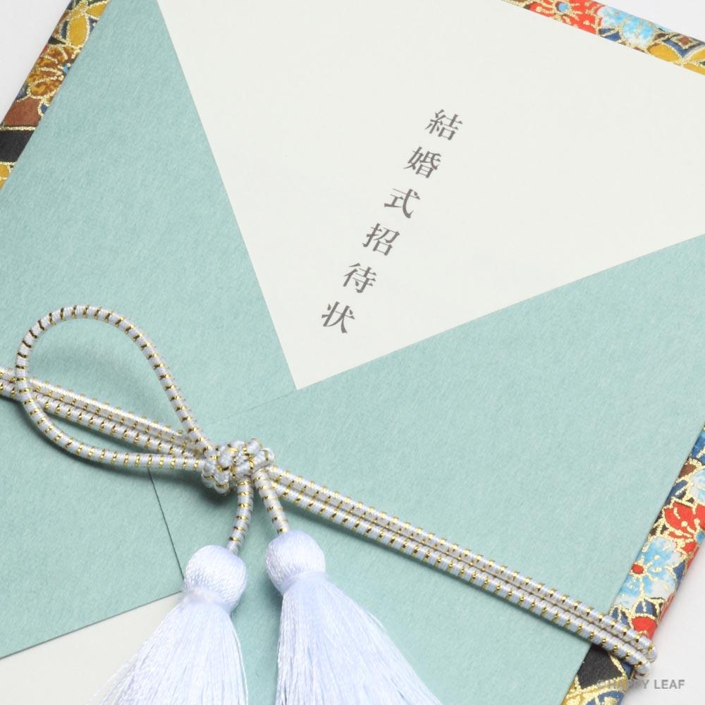 結婚式 招待状 凛花 6