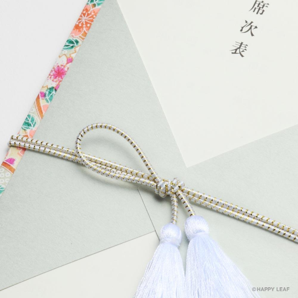 席次表 咲桜 7