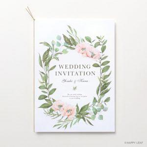 結婚式 招待状 Frais