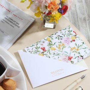結婚式 招待状 carino イメージ