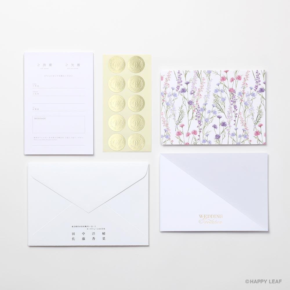 結婚式 招待状 twee 16