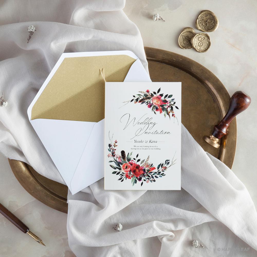 結婚式 招待状 Corolla 11
