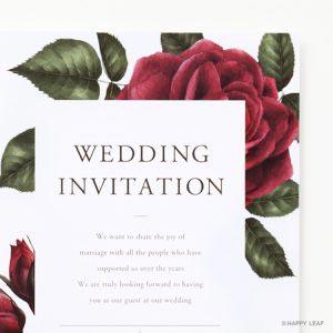 結婚式 招待状 Diletto イメージ