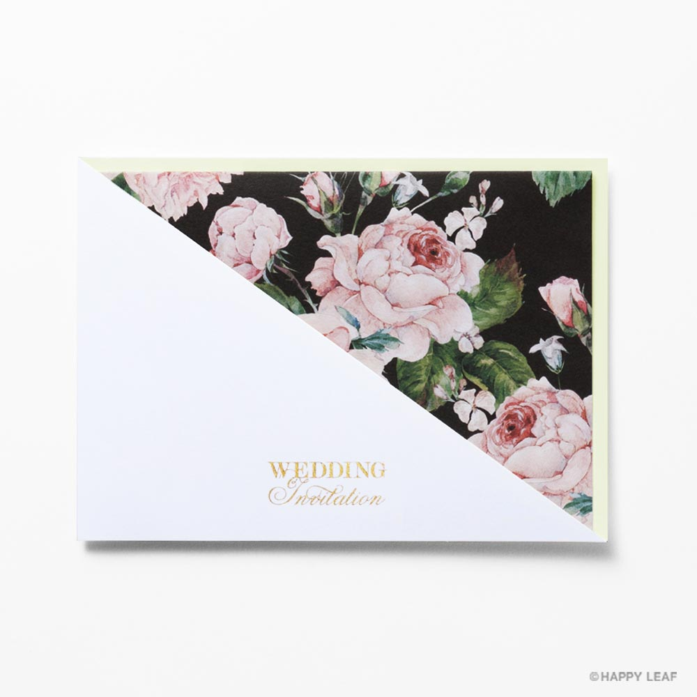結婚式 招待状 Beaute 4