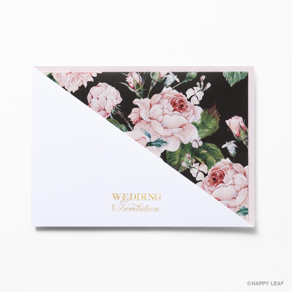 結婚式 招待状 Beaute 2