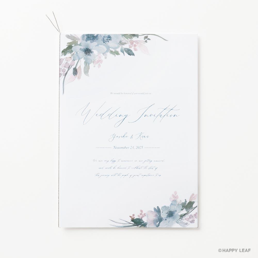 結婚式 招待状 Grato 2