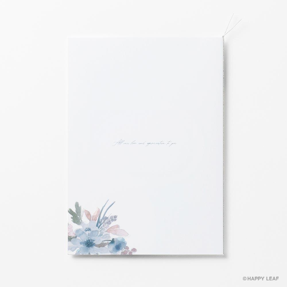 結婚式 招待状 Grato 4