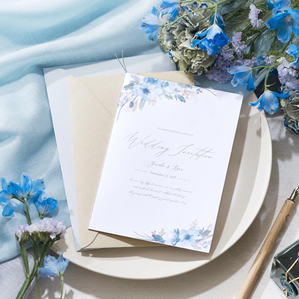 結婚式 招待状 Grato 1