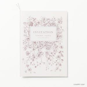 結婚式 招待状 Liana