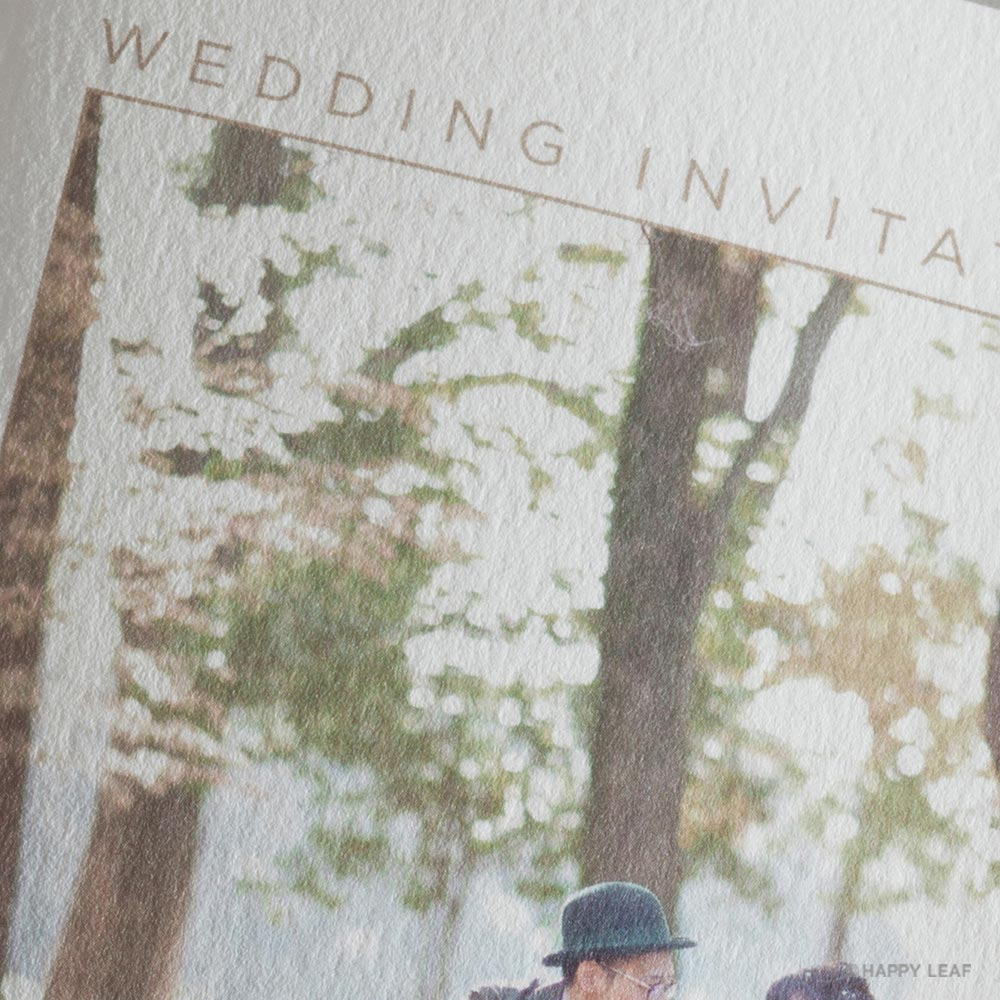 結婚式 招待状 DAYS 2