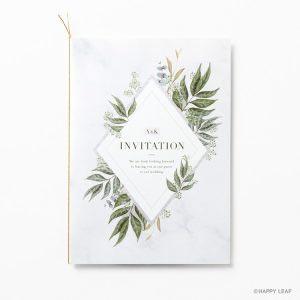 結婚式 招待状 fresca