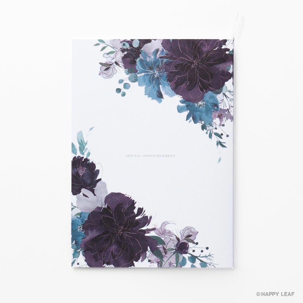 結婚式 招待状 reffine 4