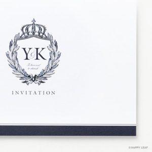 結婚式 招待状 Emblem イメージ
