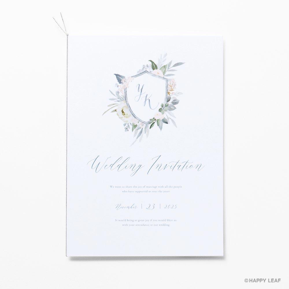 結婚式 招待状 Avan 2
