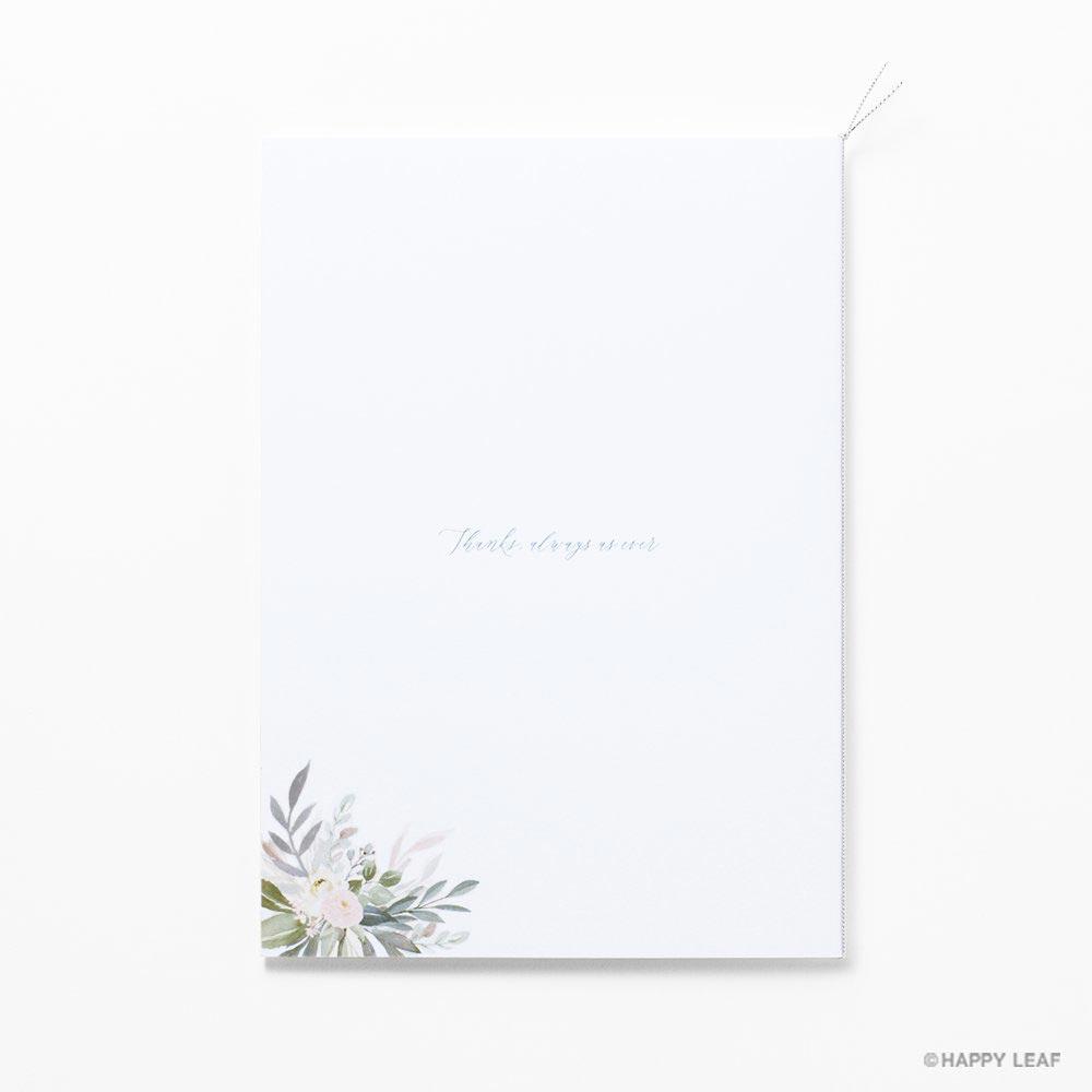 結婚式 招待状 Avan 4