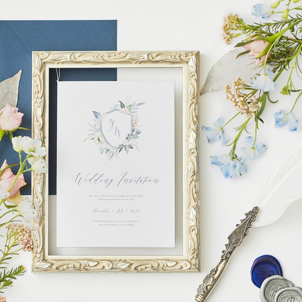 結婚式 招待状 Avan 1