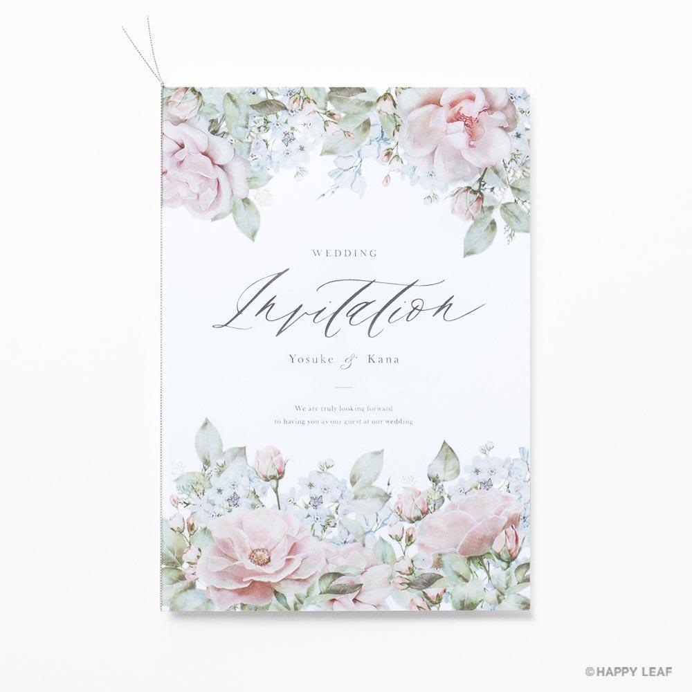 結婚式 招待状 Loulou 1