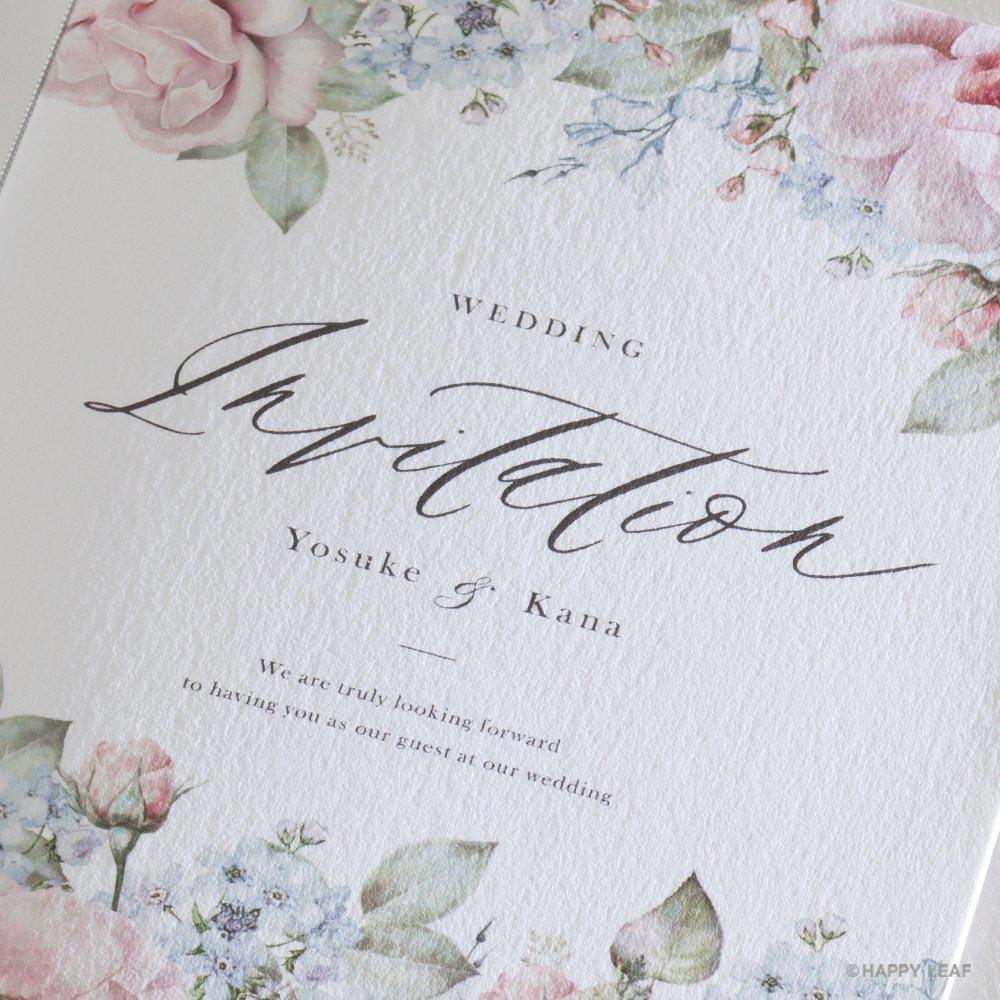 結婚式 招待状 Loulou 2