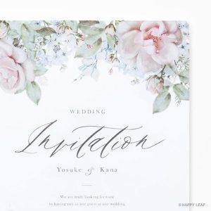 結婚式 招待状 Loulou イメージ